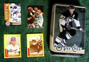 Sports Cards Topps O Pee Chee Pinnacle Upper Deck Rookies NBA!!!
