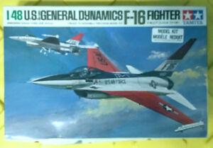 Vintage Plastic Model Kits Aircraft