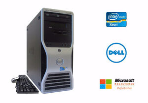 Dell Precision Work Station T5500 Tower