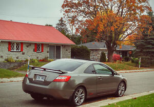 2007 Honda Civic SI Coupé 5500$ FERME