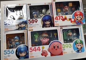Good Smile Nendoroid Figures at The Game MD (official retailer)