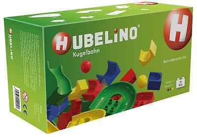 Hubelino Kugelbahn 30 Bahnelemente Set, nur Kugelbahnteile NEU und OVP