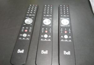 Bell HD PVR Remotes