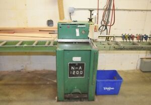 N-A 1200 & 800 UPCUT SAWS * LARGE MACHINERY AUCTION IN GTA