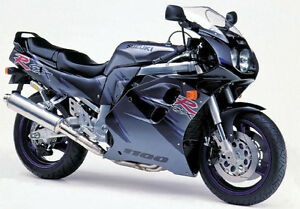 1993 SUZUKI GSXR 1100 - PARTING OUT