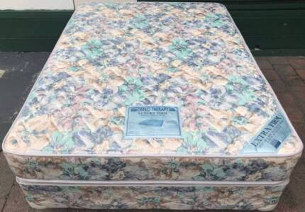 Excellent double bed. Delivery option is available