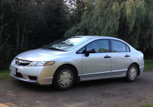 2009 Honda Civic DX Sedan