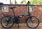 "Dahon Vybe - Commuter folding bike. 20"" Wheels. Fully Working"