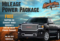 Mileage Power Package