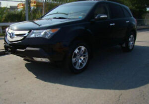 2009 Acura MDX Technology AWD Loaded