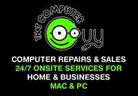 Computer Repairs & Ipad - Same day Service - MAC & PC!!!