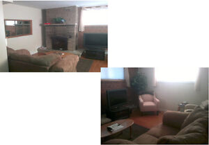 Bright, Spacious 2 bedroom Apartment, Private Laundry