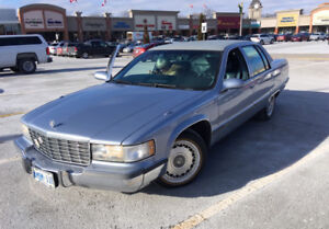 1996 Cadillac Fleetwood Brougham, A real Classic!!
