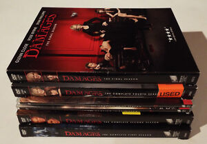 ALL 5 SEASONS OF DAMAGES London Ontario image 2