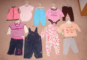 Clothes, Weatherproof Pram, Dresses-6, 6-12, 12, 12-18/Boots 3,5