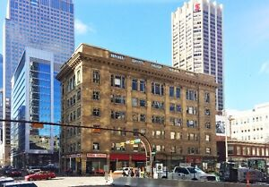 CBRE Office Space for Lease: Grain Exchange Building