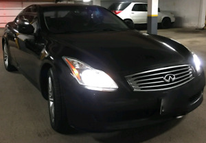 2009 infiniti g37x awd low kms great condition