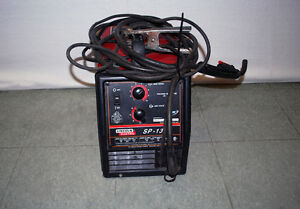 Lincoln Electric Lincoln SP135T MIG/Flux Welder