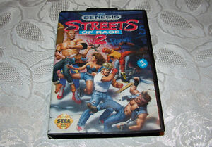 Streets of Rage 2 for Genesis