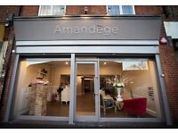 Hair Assistant Wanted at Amandege Hair Salon in Weybridge