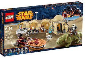 LEGO-Star-Wars-75052-Mos-Eisley-Cantina-Brand-New-Factory-Sealed
