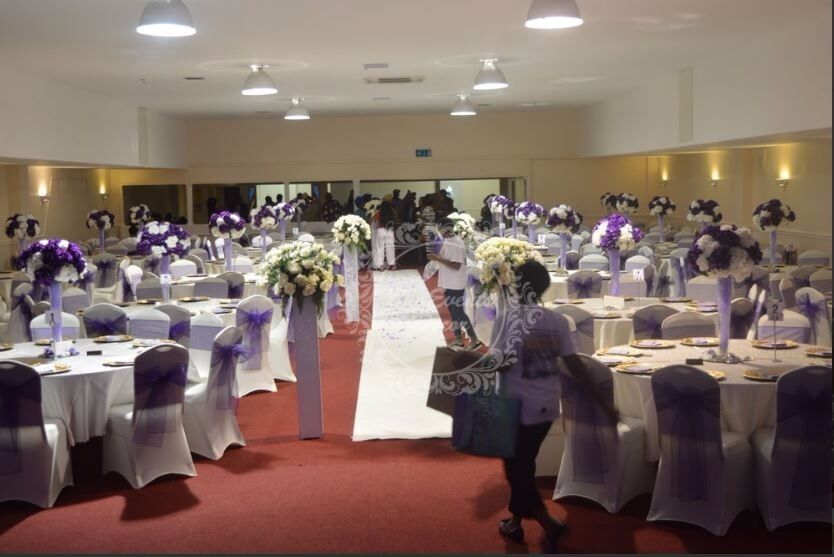 Wedding decoration stage centrepiece corporate events flower wall image 1 of 10 junglespirit Choice Image