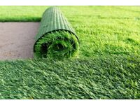 Brand New Artificial Grass - 25 mm Thick - Large Quantity Available