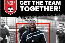 NEW 5 A SIDE FOOTBALL LEAGUE IN ST ALBANS - GET INVOLVED NOW! COTLANDSWICK LEISURE CENTRE