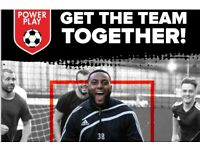 BRAND NEW MENS 7 A SIDE FOOTBALL LEAGUE AT TUFNELL PARK GET INVOLVED NOW!