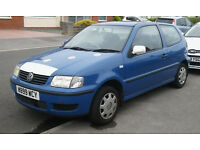 Volkswagen POLO 1.4 - Spares or Repairs