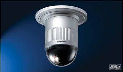 Panasonic Wv-cs574 Ptz Dome Analog Camera