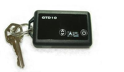 GTD10 GPS recorder, tracker, logger and receiver via USB 66 channels, 20 days