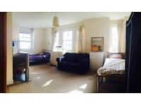 Bright Twin Room for 2 Friends or 1 Female To Share in Fulham