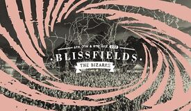 Volunteer at Blissfields Festival! We need stewards! A handful of hours in exchange for free entry!