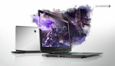 Dell Alienware m17 I7-8750H 8GB RAM  FHD 1TB(+8GB) SSHD RTX 2060 6GB GAMING NEW, usado comprar usado  Enviando para Brazil