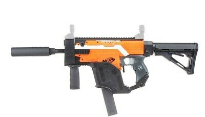 Worker4Nerf KRISS Vector Imitation Kit for Nerf Stryfe/Swordfish Blaster
