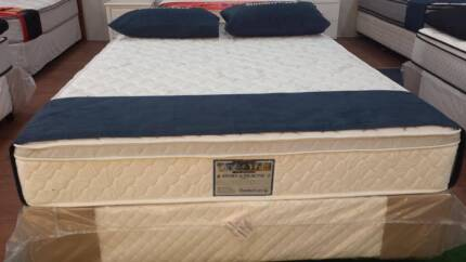 CHEAPEST WA MADE QUEEN PILLOW TOP MATTRESS 10YRS WARTY, NEW!! Perth Region Preview