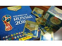Swap - PANINI FIFA WORLD CUP RUSSIA 2018 STICKERS