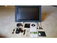 wacom 22hd for brand new with all parts
