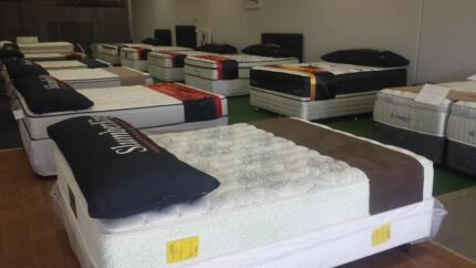 BEDDING CLEARENCES CTR, MASSIVE SALE ON NEW MATTRESSES ALL SIZES! Perth Region Preview