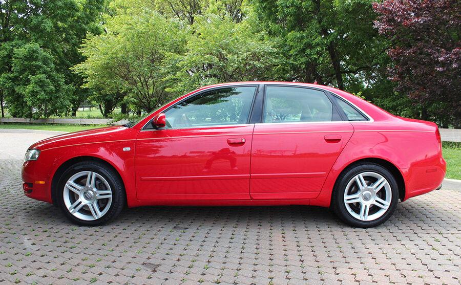 Welches ist das meistverkaufte Audi A4-Modell und warum?