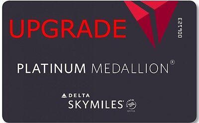50 OFF!!! Delta Platinum Status / SkyTeam Elite Plus Status