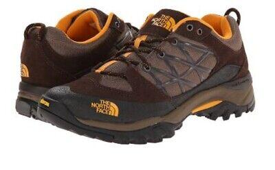 Men's North Face Storm Hiking Shoes -  DemitasseBrn/BrushfireOrg - Best