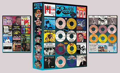 NOW ON SALE! OSBORNE'S 2015 ROCKIN' RECORDS REFERENCE BOOK & PRICE GUIDE