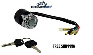 Replacement assembly switch ignition key set for honda for Honda replacement key cost