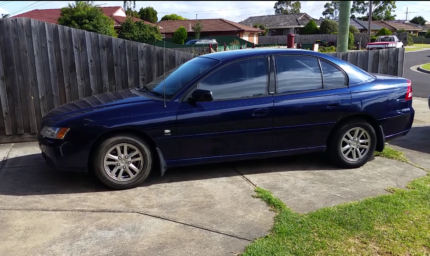 2004 VY Holden commodore  Melton Melton Area Preview