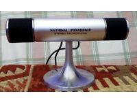 Vintage N Panasonic stereo Microphone