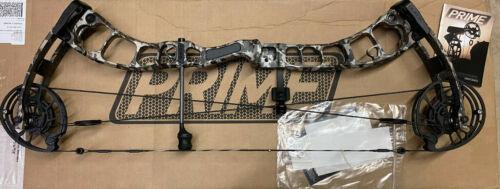 BRAND NEW G5 Prime Black 1 80# RH First Lite Fusion Camo Hunting Bow 80lb