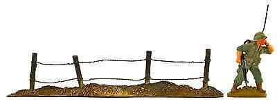 1:32 Barbed Wire Fence - Build-A-Rama - King Country - Diorama B161