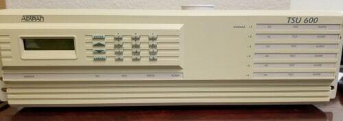 Adtran TSU 600 w/ Modules